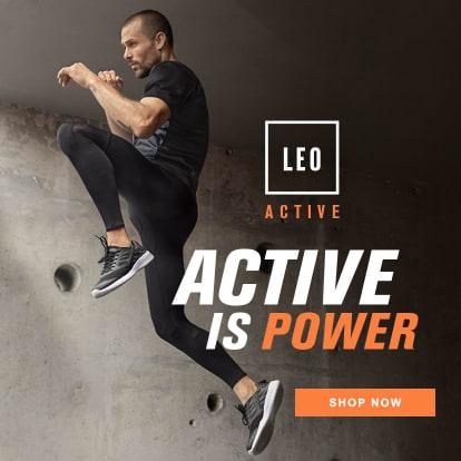 Leo Men's Training Tights