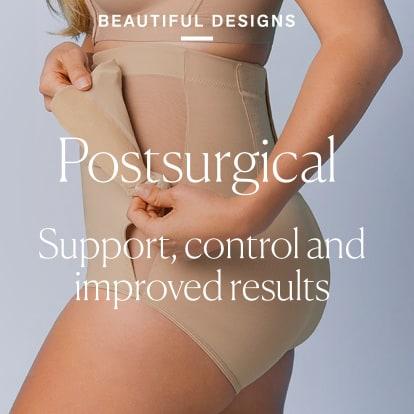 The best postsurgical garments - Leonisa