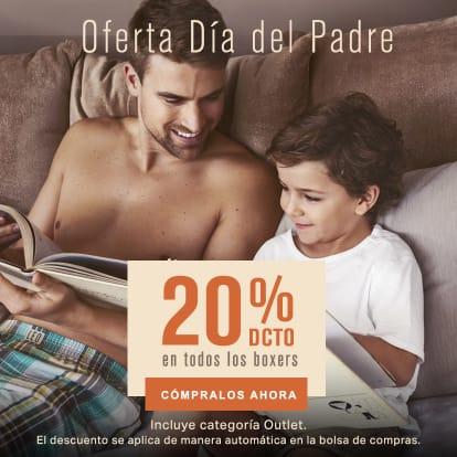 Día del Padre  20% DCTO