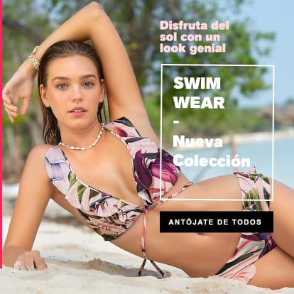 Nueva Coleccion Vestidos de Baño