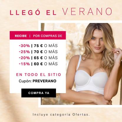Oferta de Verano hasta -30%