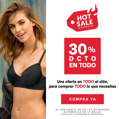 76f8b039c Hot Sale 30% DCTO · Edición limitada
