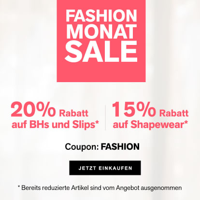 Fashion Monat Sale