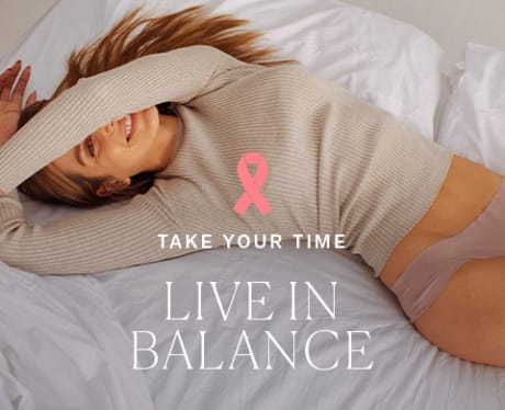Live In Balance - Breast Cancer Awareness