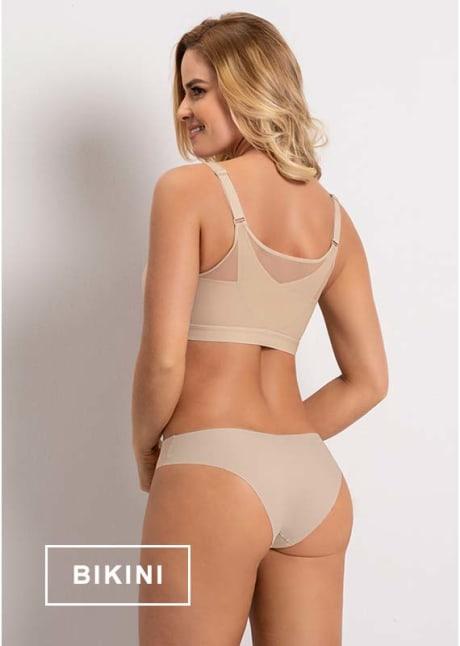 Panties Tipo Bikini Leonisa