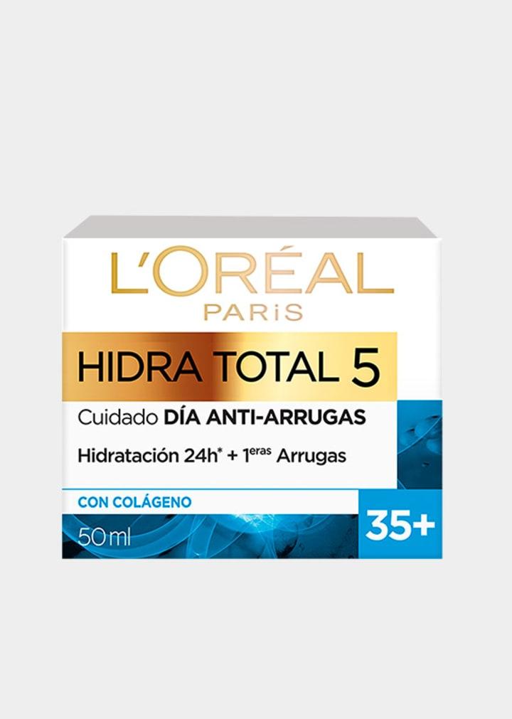 Crema Humectante con Colágeno 35+ L'Oréal Paris