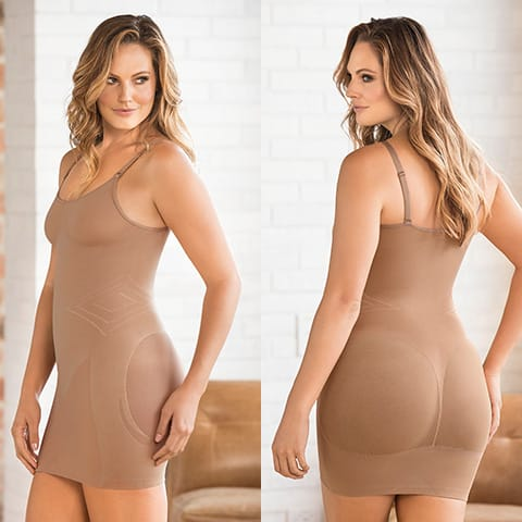 Invisible Smoothing Cami Slip