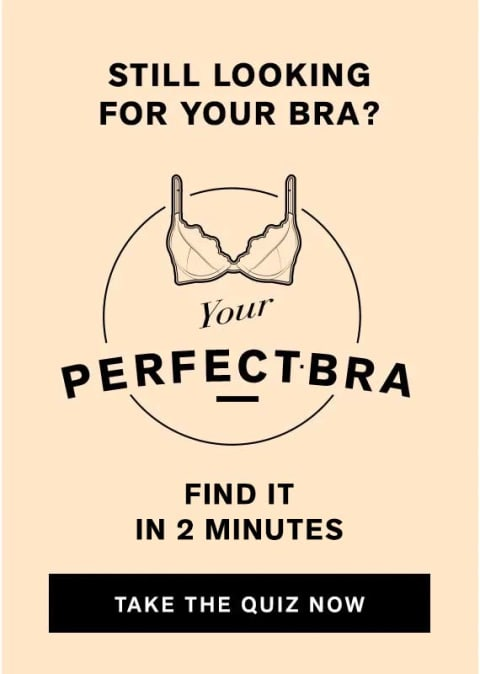Find your Perfect Bra - take the 5 minutes quiz - Leonisa