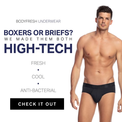 BodyFresh Underwear