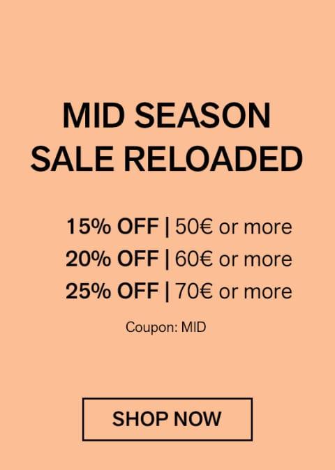 Mid Season Sales by Leonisa