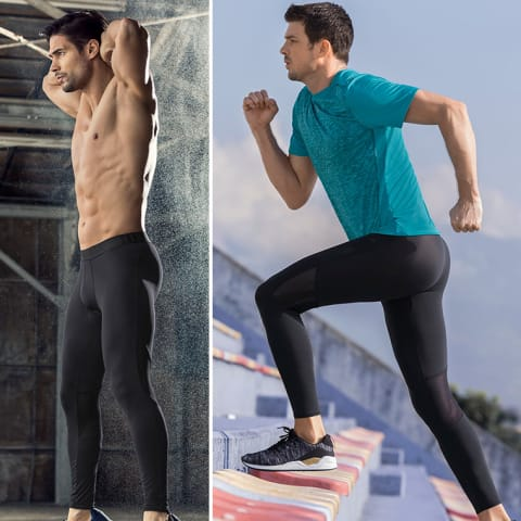 Leo Men's Training Tights