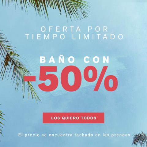 TODO Baño  -50% OFF