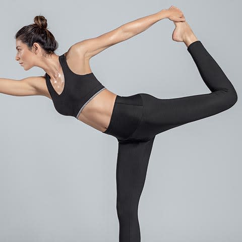 Legging Active de Control