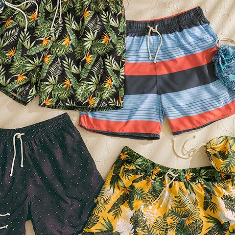 Nuevas Pantalonetas de Baño