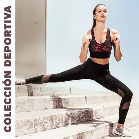 Leonisa Colección Deportiva
