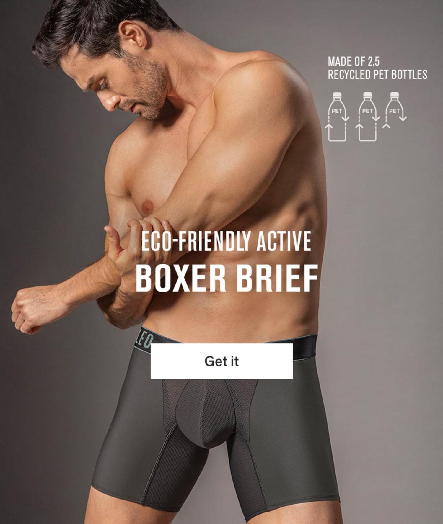 Men's Underwear and Shapewear LEO | Leonisa