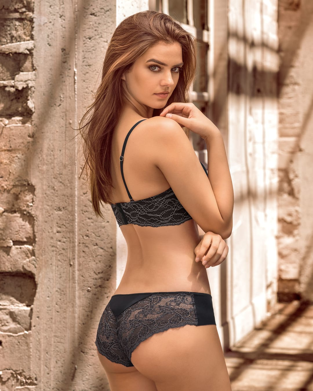 Lace Panties Ass Pictures