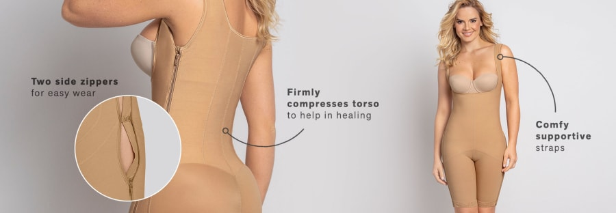 Liposuction Compression Garments