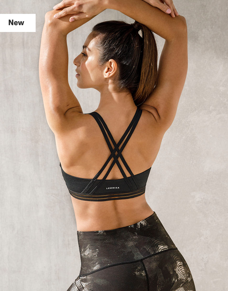 New Activewear at Leonisa