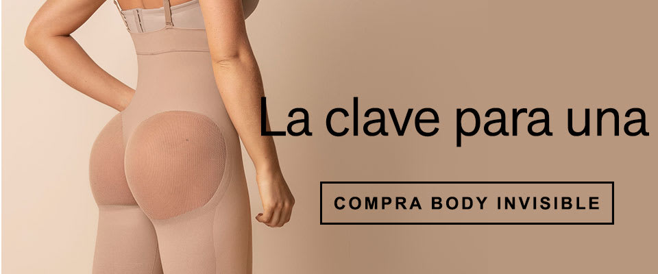 body faja - Leonisa