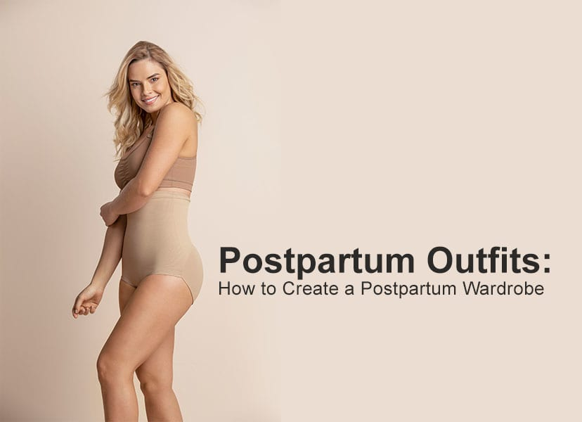 Postpartum Outfits: How to Create a Postpartum Wardrobe