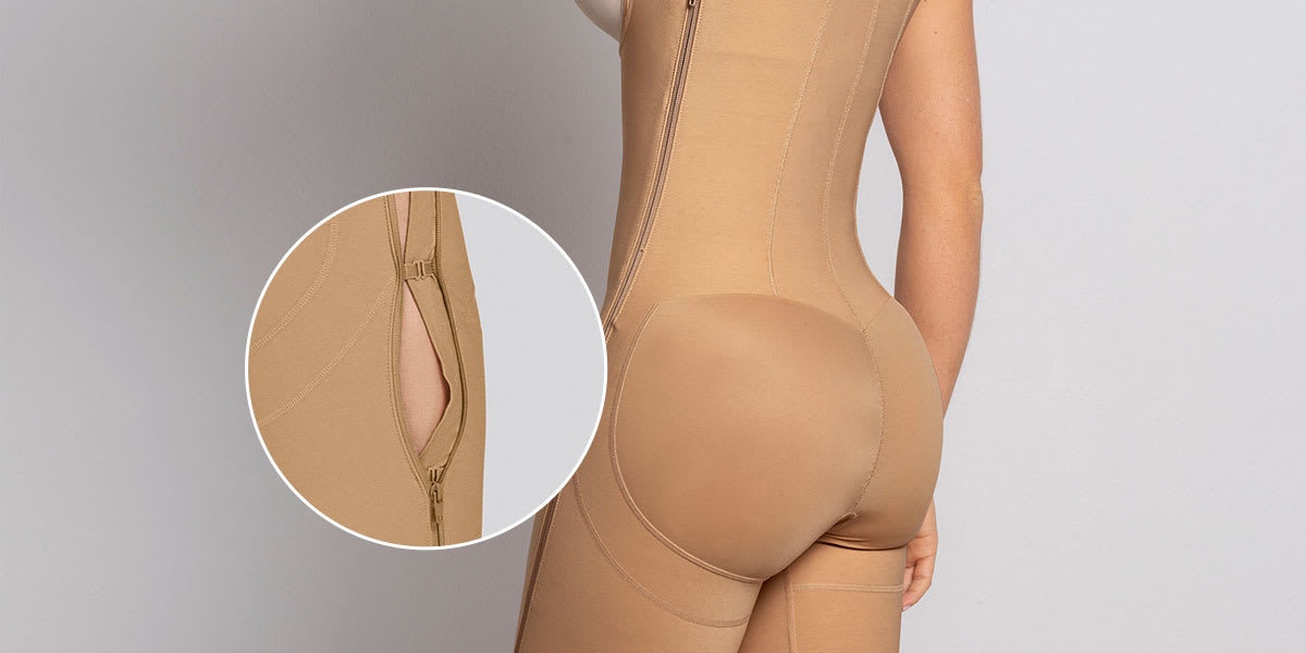 Compression Garments After Lipo - Leonisa