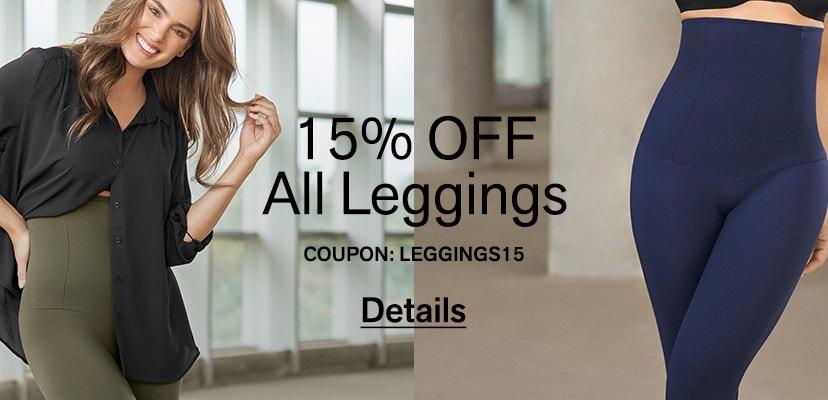Leggings by Leonisa