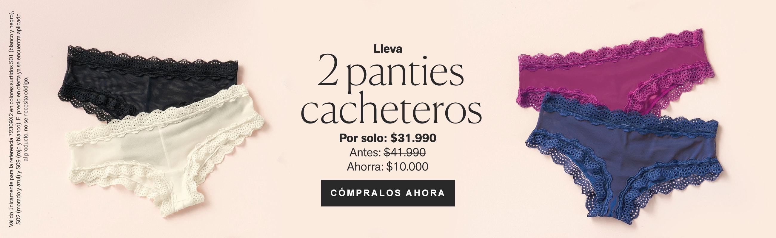 Panties Leonisa