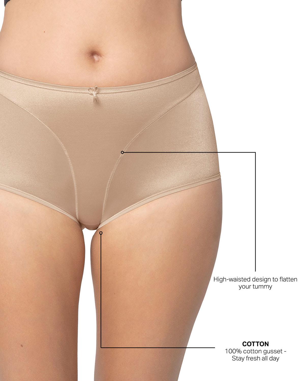 e346fea1ae0d High-Cut Panty Shaper | Leonisa