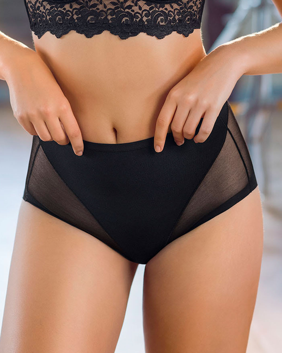 550bea7df0b9 Truly Undetectable Comfy Panty Shaper | Leonisa