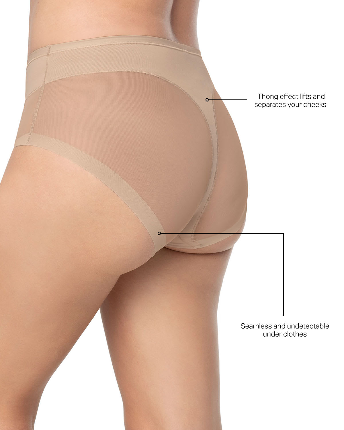 328d7f51aeb Truly Undetectable Comfy Panty Shaper