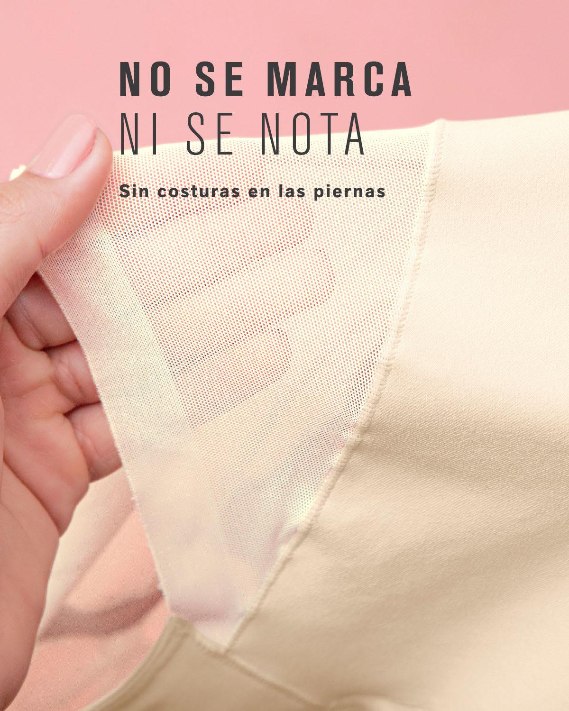 Panty Clasico Invisible Con Tul Leonisa Mexico