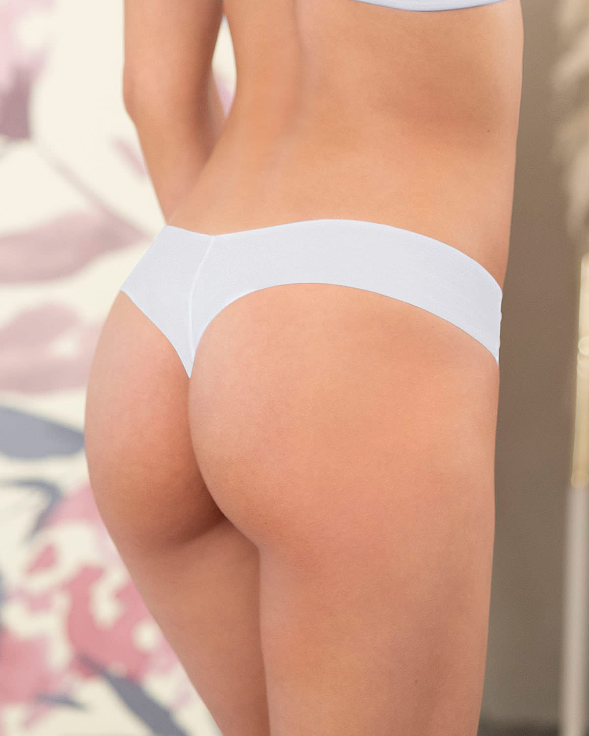 0b9e0ef3a No Ride-Up Seamless Thong Panty