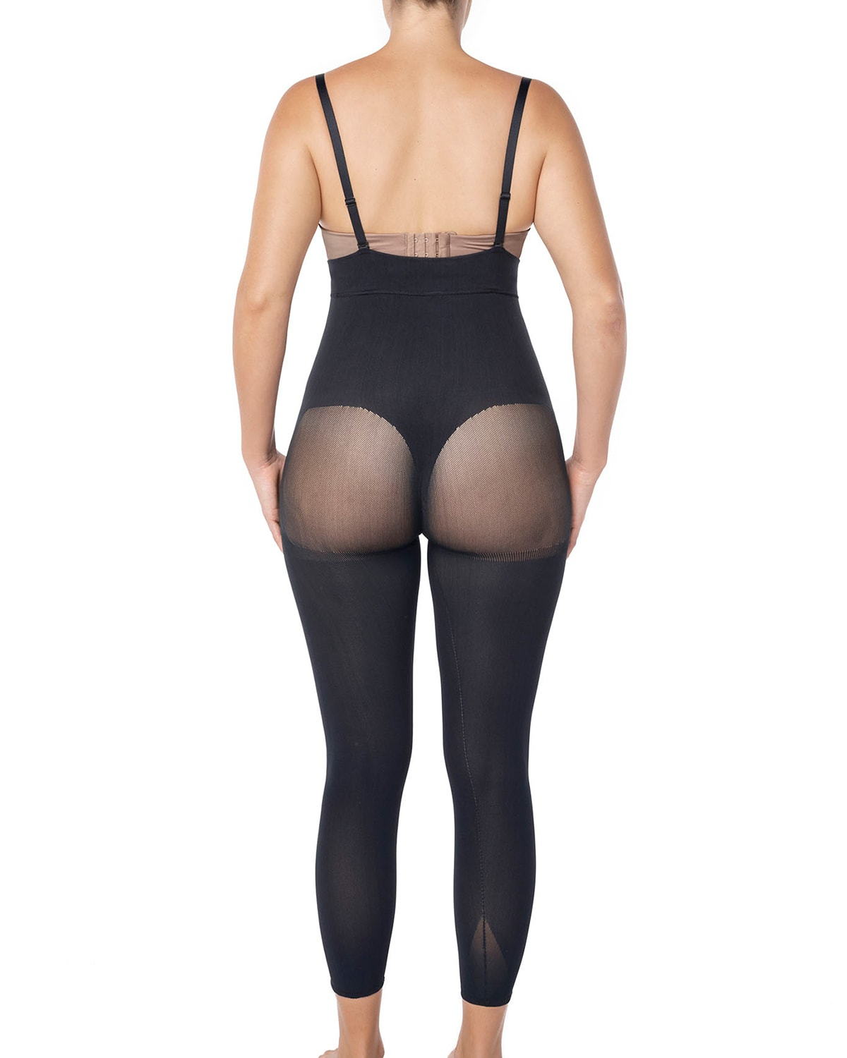 1f4feddaf33 Invisible Body Shaper with Leg Compression and Butt Lifter