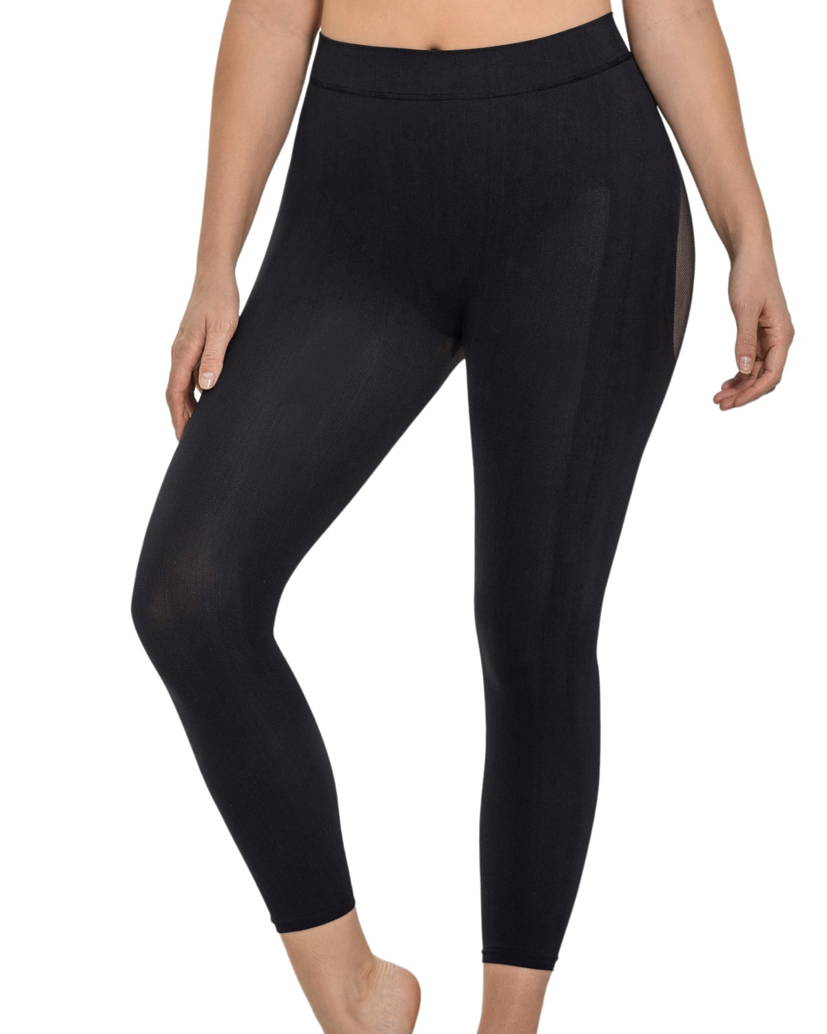 Invisible Super Comfy Compression High-Waisted Capri Shaper
