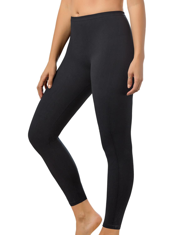 9fff1dac6cc186 Super Comfy Everyday Slimming Legging | Leonisa