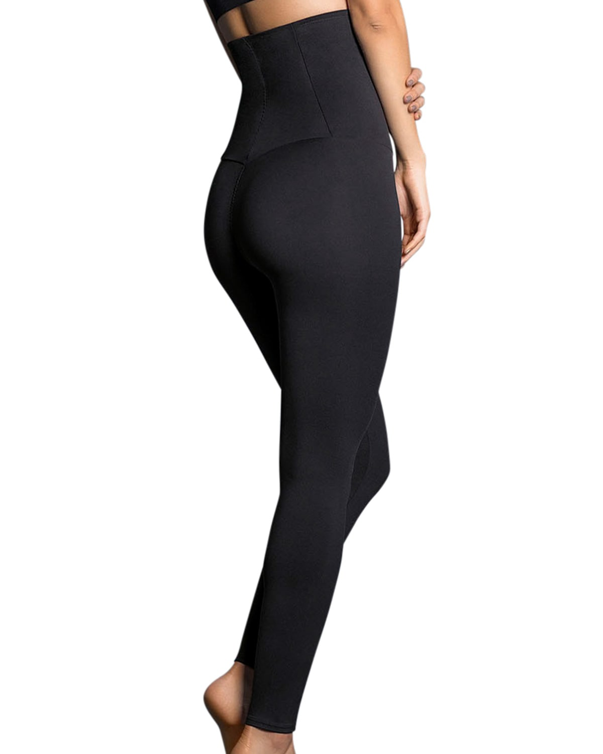 1ebf86ad236c3a Extra High-Waisted Firm Compression Legging - ActiveLife | Leonisa