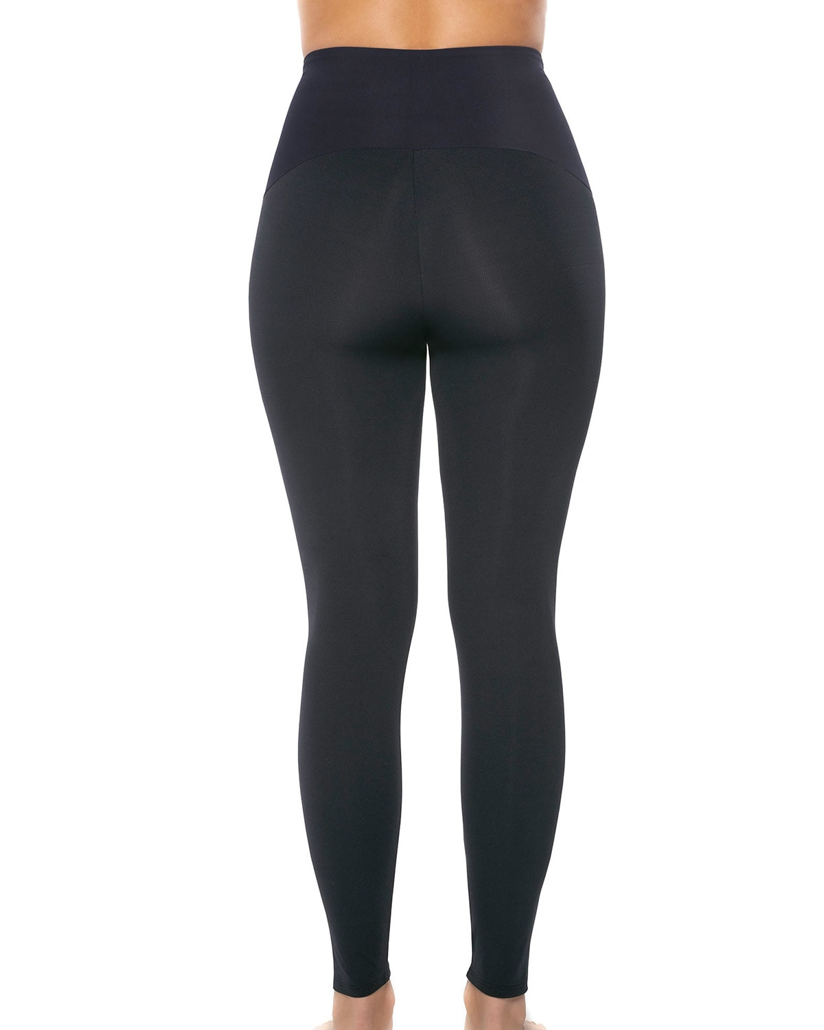 activelife power move moderate compression mid-rise athletic legging--MainImage