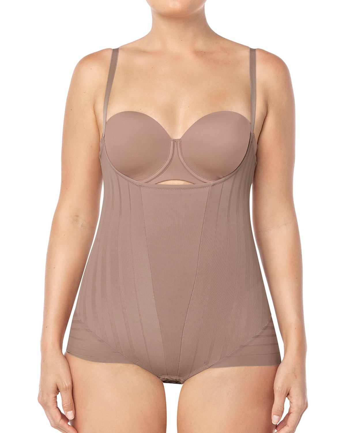 1906279ee Undetectable Firm Control Bodysuit Shaper