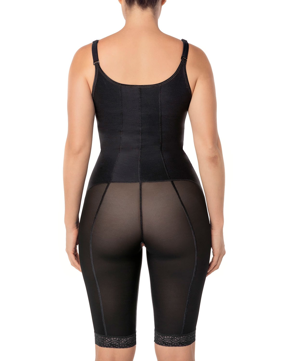 982f58d19 Firm Compression Knee-Length Body Shaper
