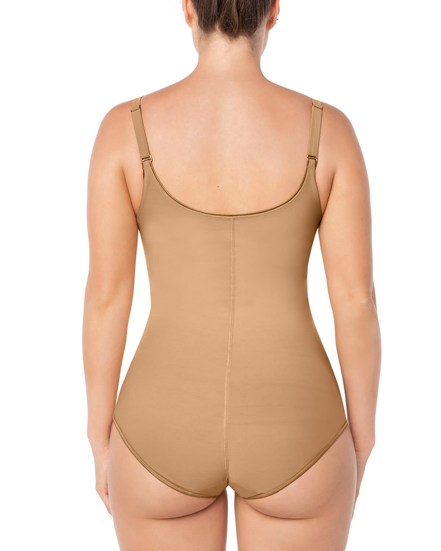 5322e963e7e Slimming Braless Body Shaper in Classic Panty