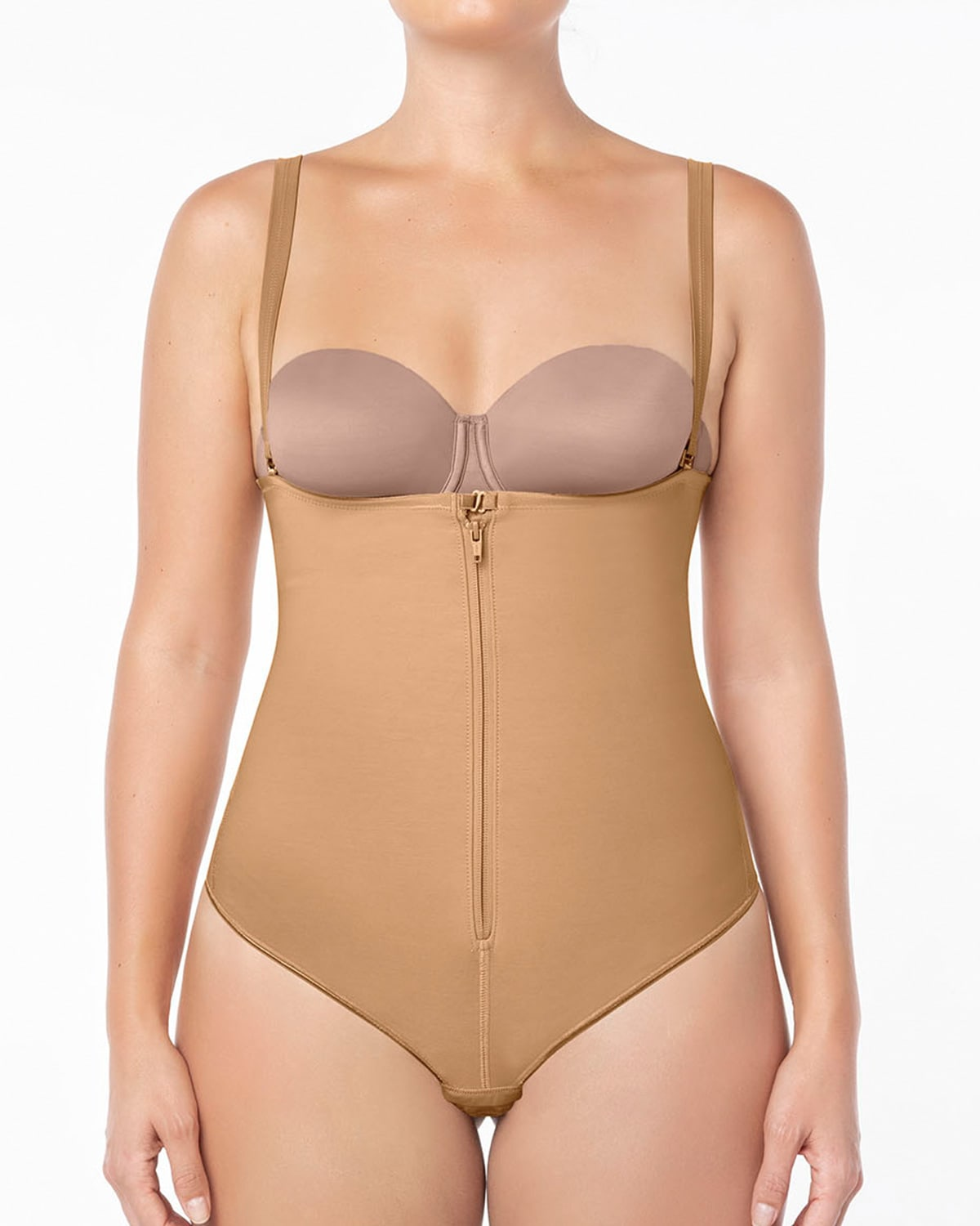 04a9a89d8e3 Strapless Body Shaper with Thong