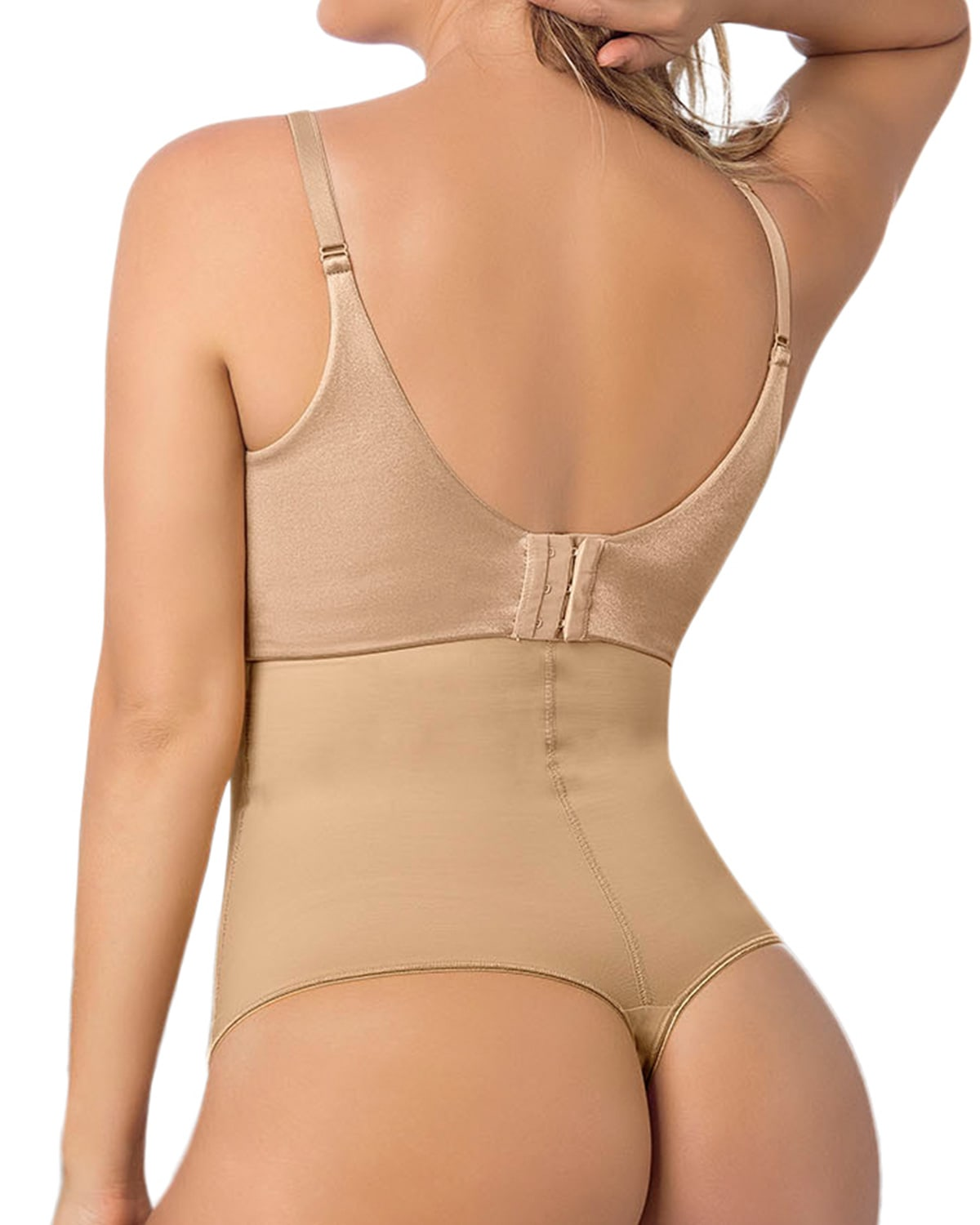 cce60f6df0d Strapless Body Shaper with Thong | Leonisa