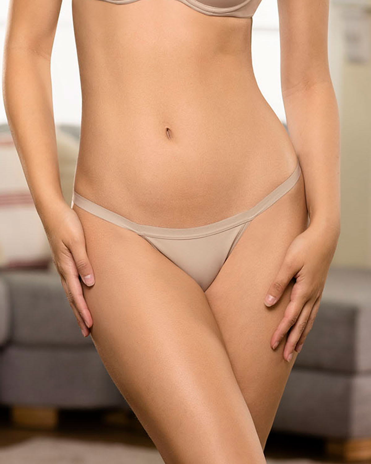 3708909d8ca 3-Pack Invisible G-String Thong Style Panty | Leonisa