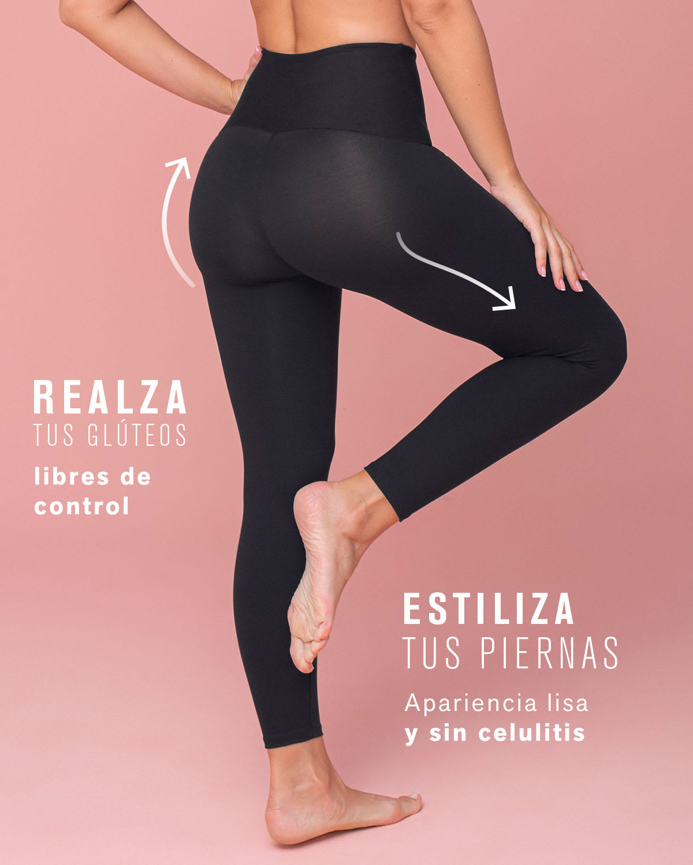Nuevos Leggings Algodón Largo Completo Mujeres Pantalones de deporte activo tamaño de Reino Unido 8-18
