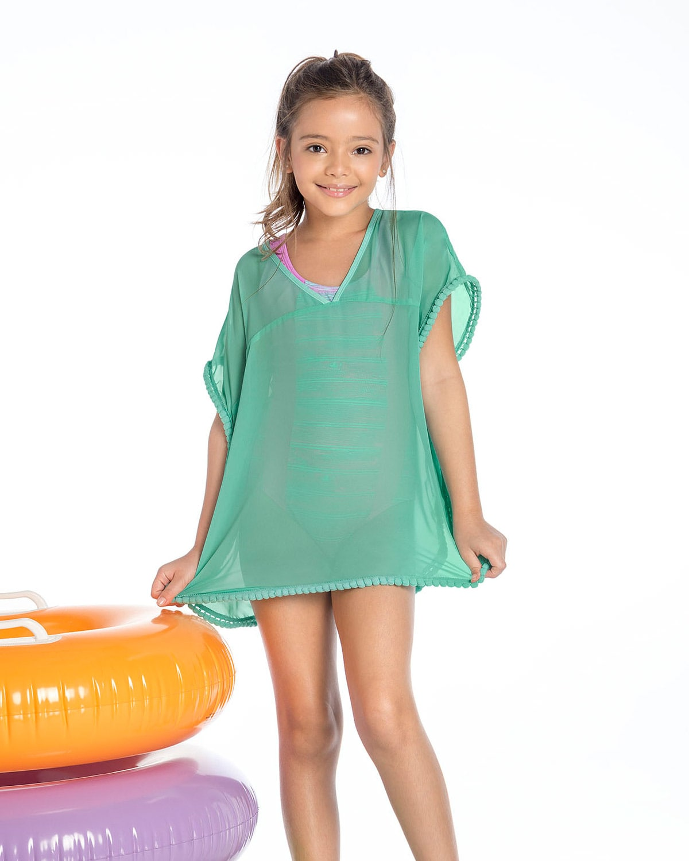 nina bano Vestido niña Baño Dolce Petit 2407-V