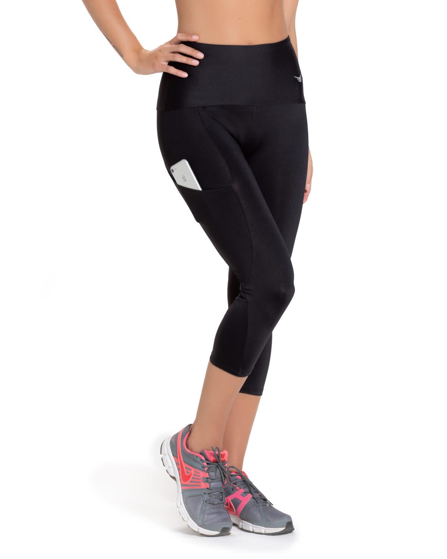 a10870c03f NEW! ActiveLife High-Waisted Side Pocket Shaper Legging | Leonisa