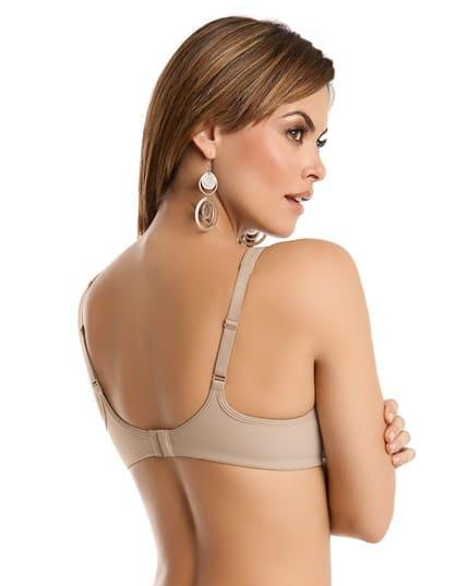 ergonomic full coverage control bra--MainImage