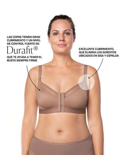 brasier corrector de postura con copas prehormadas sin arco--ImagenPrincipal