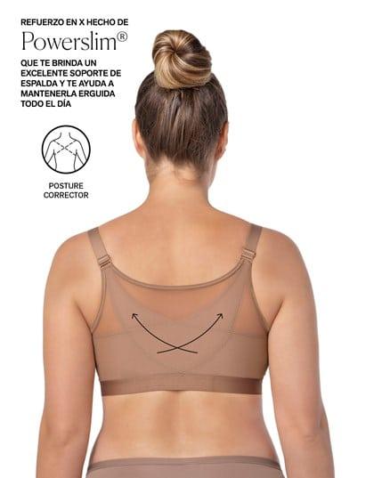 brasier corrector de postura con control fuerte--MainImage
